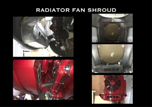 12 RADIATOR FAN SHROUD 2