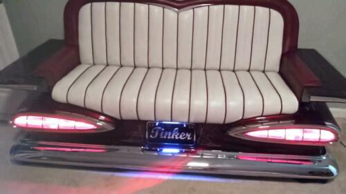 59 Chevy Couch