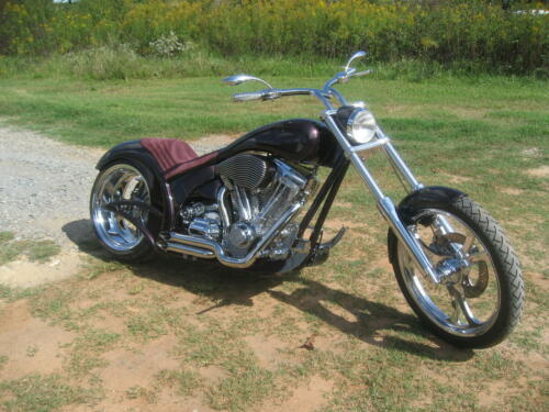 Dean's Bike